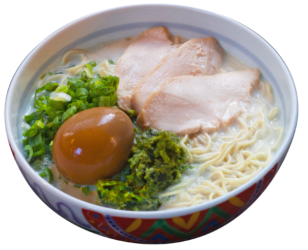 No Pork No Lard Ramen