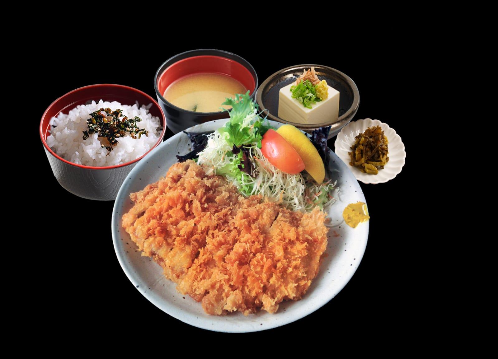 Tonkatsu Set