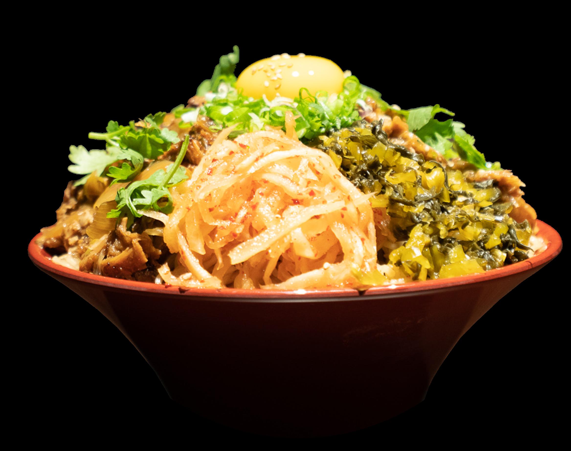 Volcano Noodle